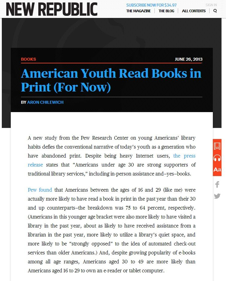 American Youth Read Books In Print For Now Books To Read