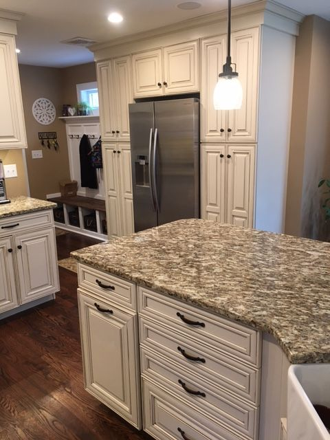 Pin by Design Center East on DCE Kitchens in 2019  Beige