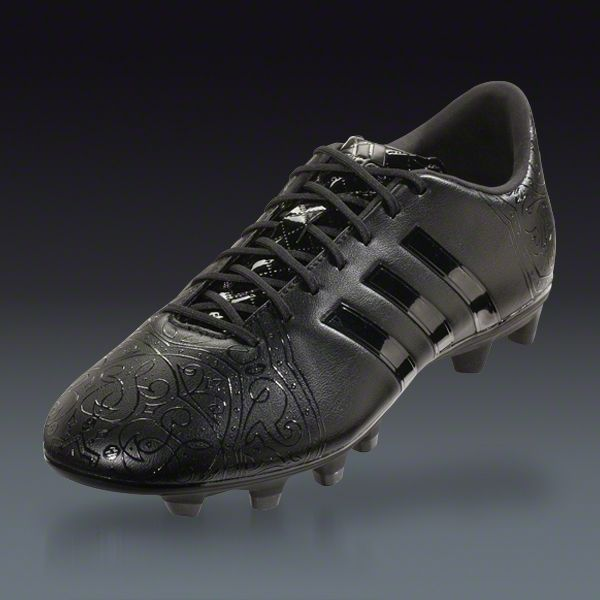 adidas black pack soccer shoes