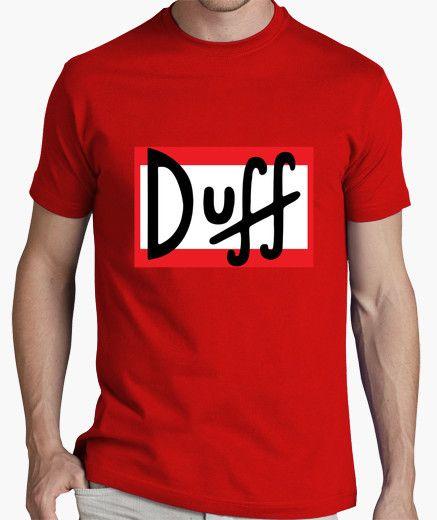 Camiseta Cerveza Duff  f3f91b9191cdc