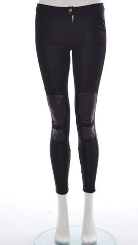 Leather Knee Leggings – LynseyLou