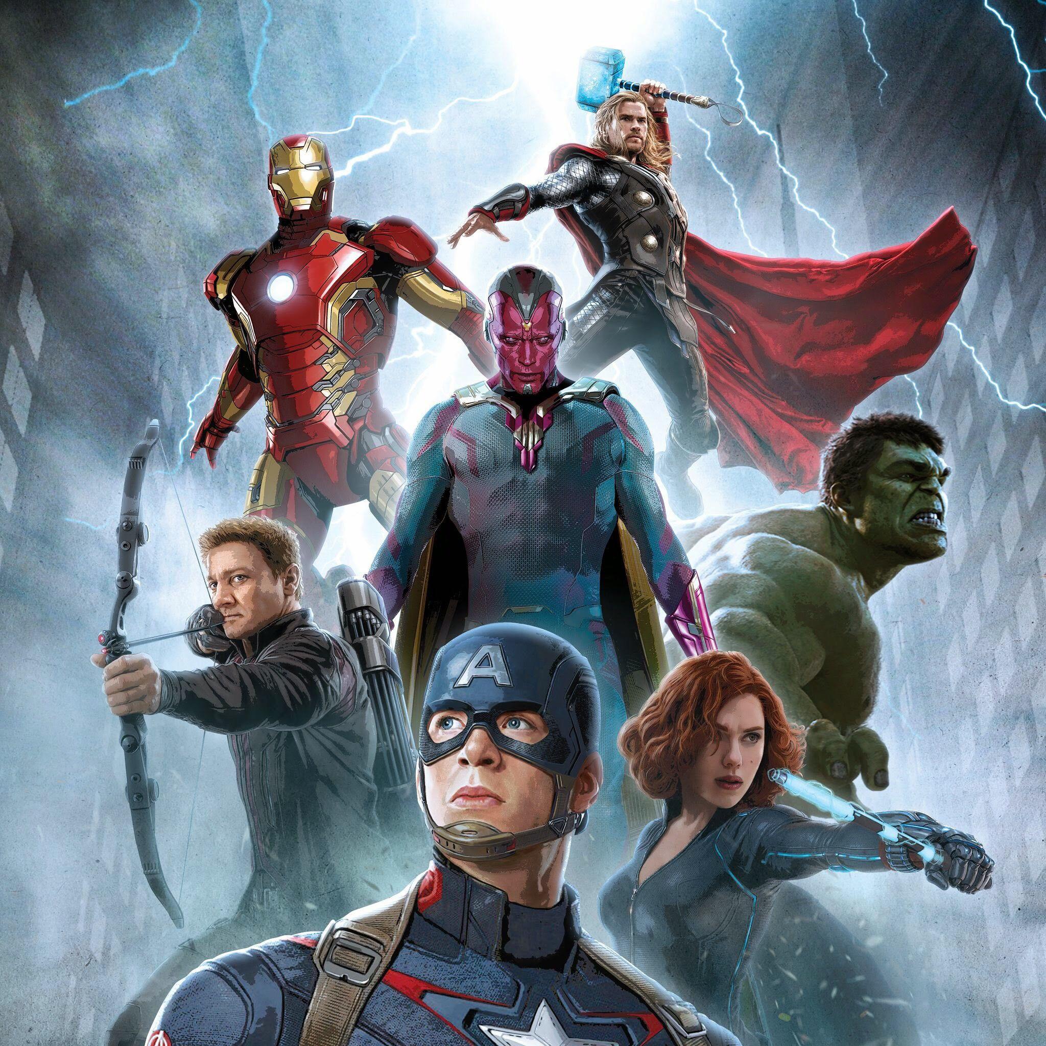 Wallpapers iPad Vengadores marvel, Avengers, Superhéroes