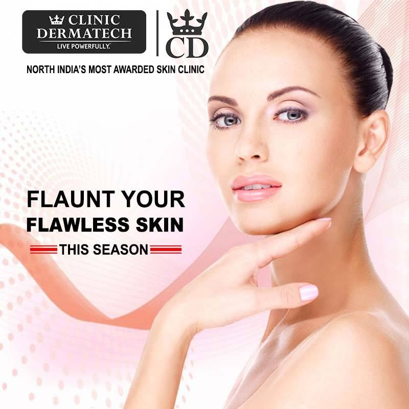 We At Clinic Dermatech Are Here To Take Care Of Your Skin At Every Step Of The Way Book An Appointment To Experienc Skin Care Cosmetic Dermatology Skin Clinic