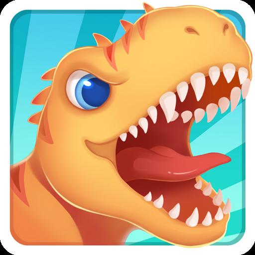 nice Jurassic Dig Dinosaur games, Games, Game icon