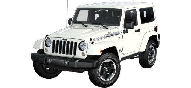Jeep Build Price Wrangler Polar Edition 4x4 White Exterior And