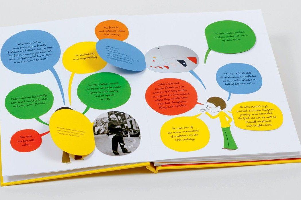 Alexander Calder Pop-Up Book   Cool Mom Picks