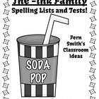 Spelling The -ink Family Word Work Lists & Tests Adorable Drink Theme!   *****Please Download the Preview!*****  This Spelling Unit has 12 page...