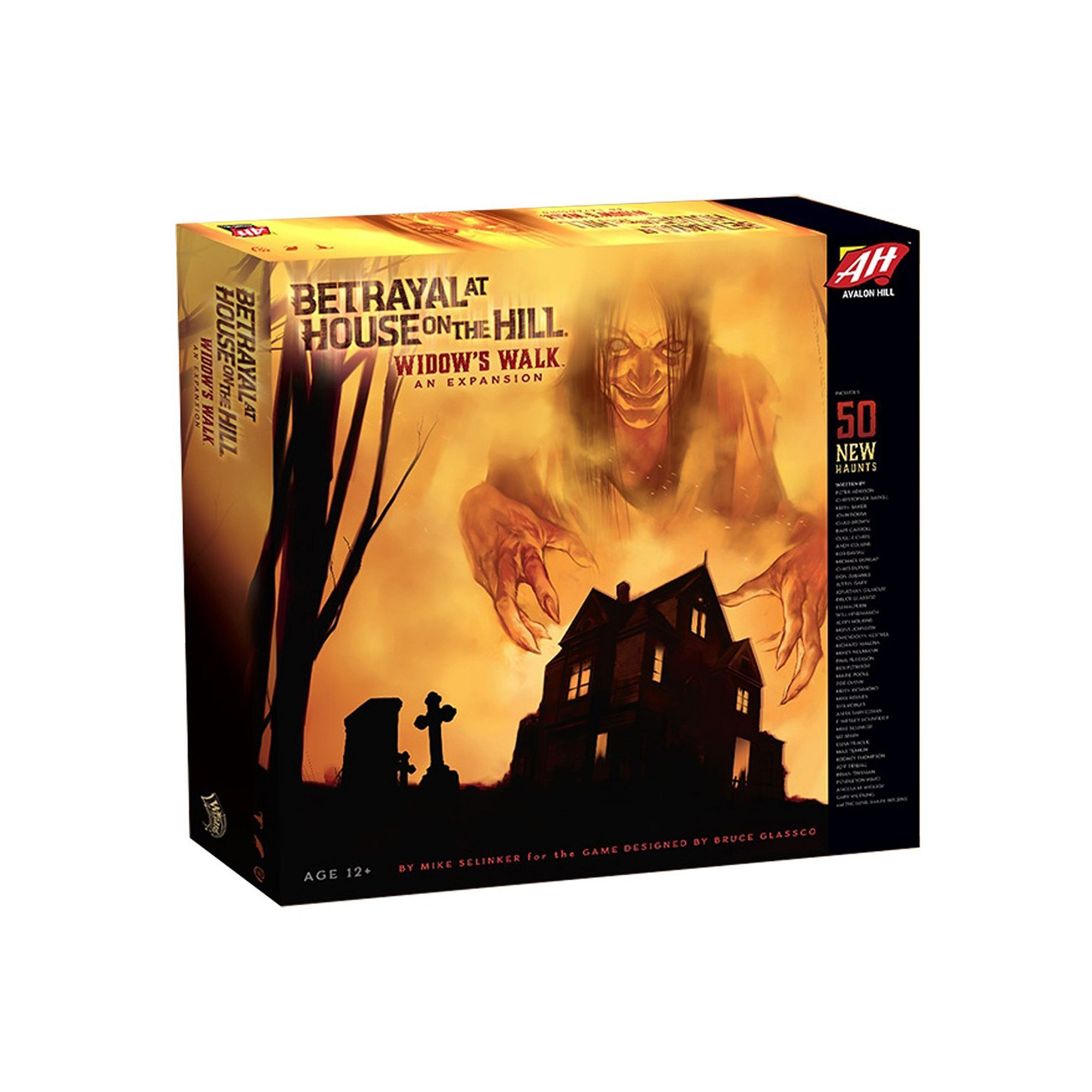 Wizards of the Coast Betrayal at House on the Hill Widow