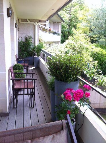 Amenagement Paysager D Une Terrasse A Paris Amenagement Petit
