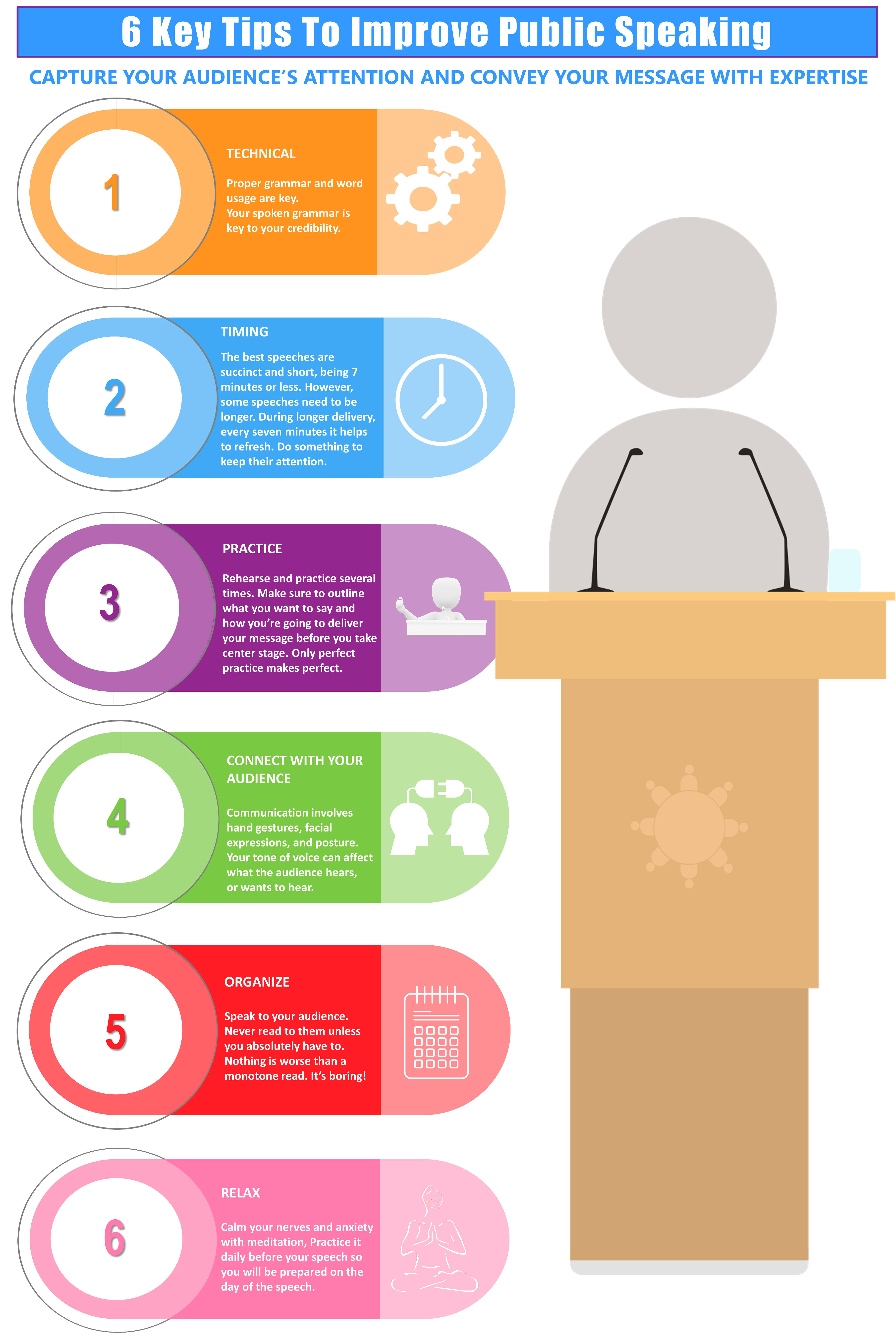 Improve Your Public Speaking Skills A 30 Day Challenge Public Speaking Speaking Skills Public Speaking Tips