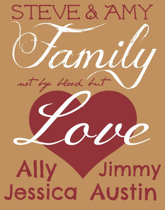 Need a gift for a blended family this Christmas? How about