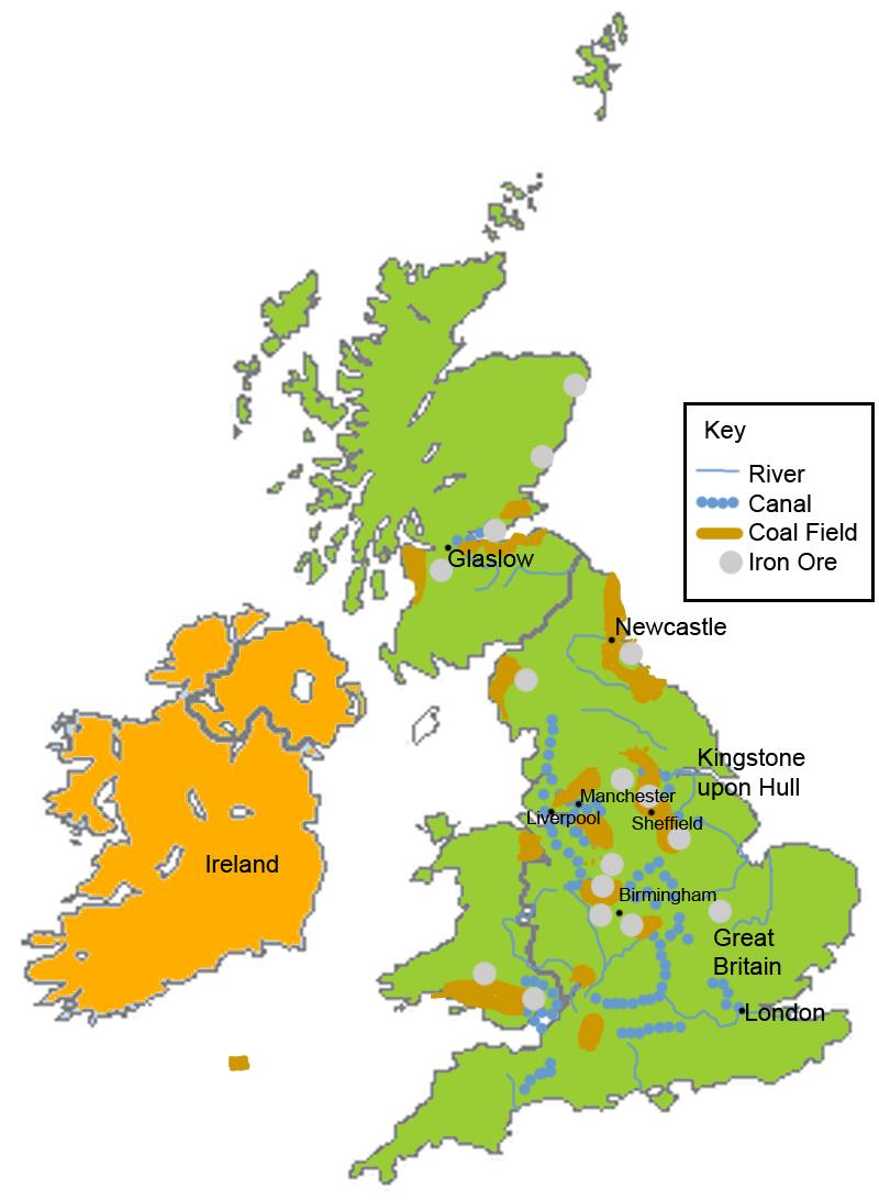 Beginning Of The Industrial Revolution In Great Britain Dbq