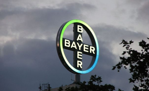 Don't forget. Monsanto is being taken over by Bayer. Keep your eye on the developing story.