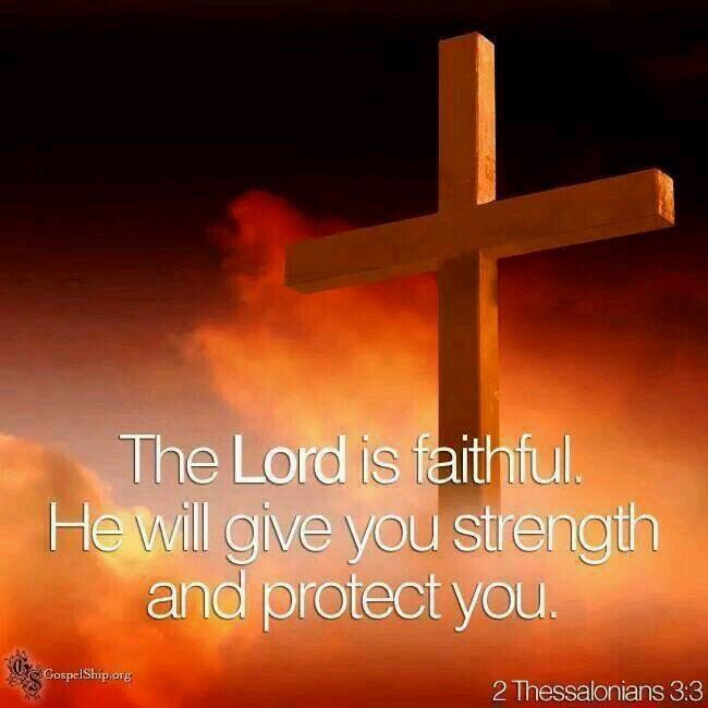 2 Thessalonianss 3:3