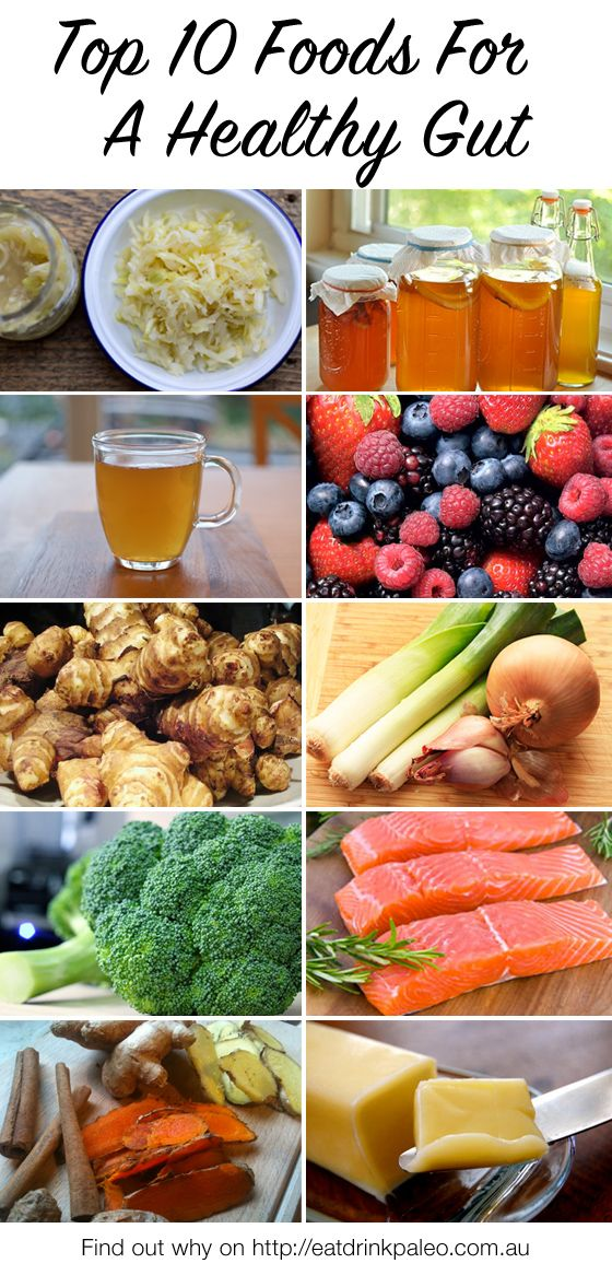 Top 10 Foods For A Healthy Gut – Guest Post | Preserve ...