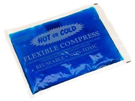 Cryopak Flexible 7 5 Inch By 10 25 Inch Hot Cold Compress Pack Of 6 By Cryopak 23 94 Cryopak Flexible Hot Cold Comp Cold Therapy Personal Care Therapy