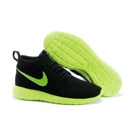 Buy Nike Roshe Run Mens Shoes High Warm Special Black Green For Sale from  Reliable Nike Roshe Run Mens Shoes High Warm Special Black Green For Sale  ... 237b3e45e8
