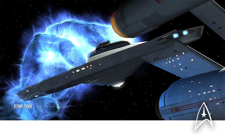 Star Trek Ships Of The Line Official Star Trek Shop Star Trek Ships Uss Enterprise Star Trek Star Trek Art