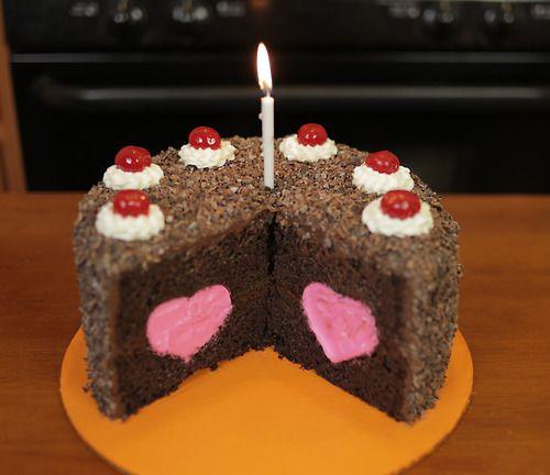 Nerdy Nummies Cube Cake