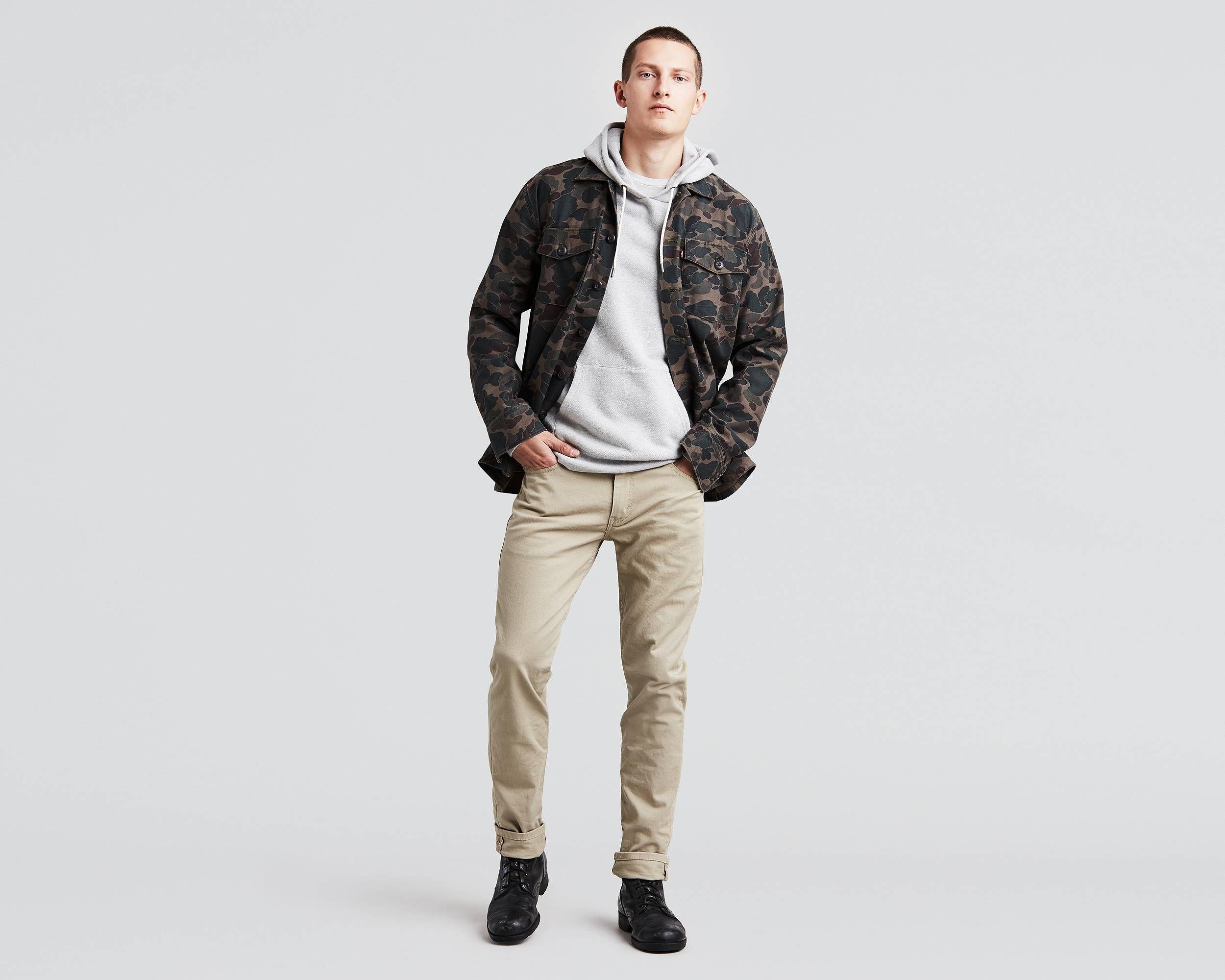 511 slim fit mens jeans light wash levis us