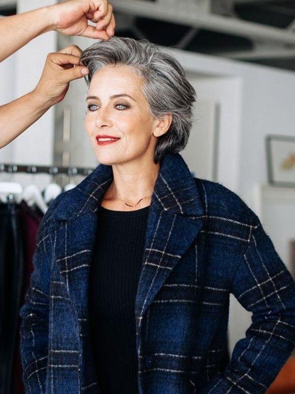 30 Best Short Hairstyles for Women Over 50 - FeminaTalk -  30 Best Short Hairstyles for Women Over 50 – FeminaTalk  - #ariana #bestforwomen #FeminaTalk #Hairstyles #plussizedresses #Short #weightforwomen #Women #womenglasses #womensfashionplussize #womensheels #womensstyle #workoutsforwomen
