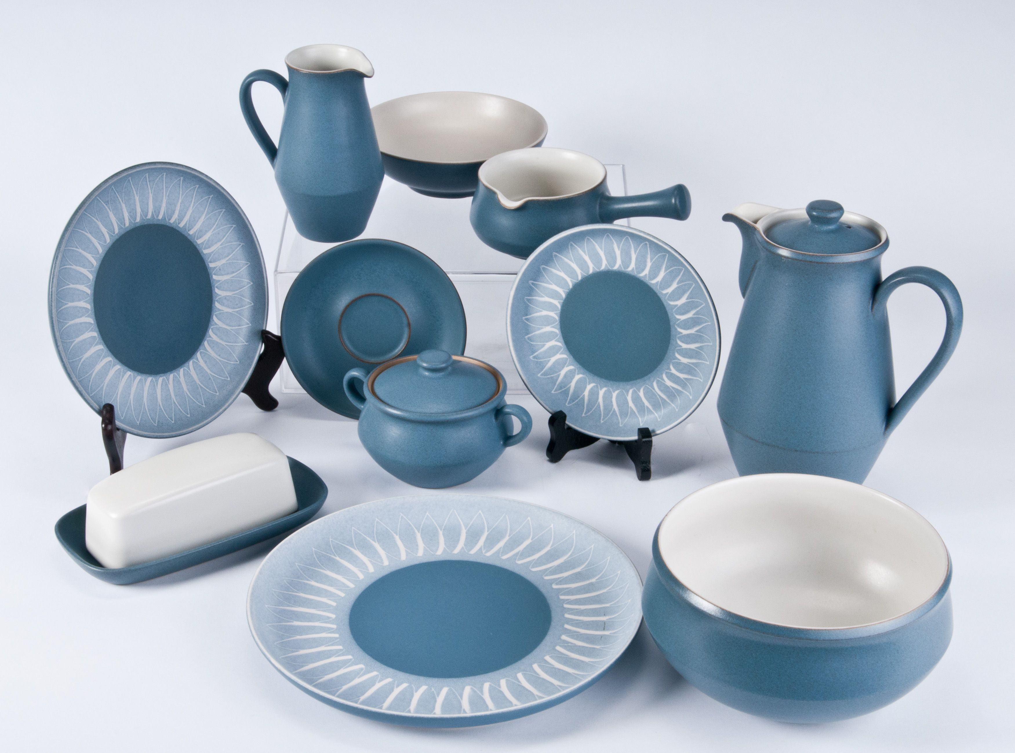 Vintage Denby China- Echo Pattern. Made in England in the 1960\u0027s just like & Vintage Denby China- Echo Pattern. Made in England in the 1960\u0027s ...