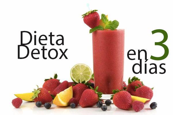 plan detox 3 dias)