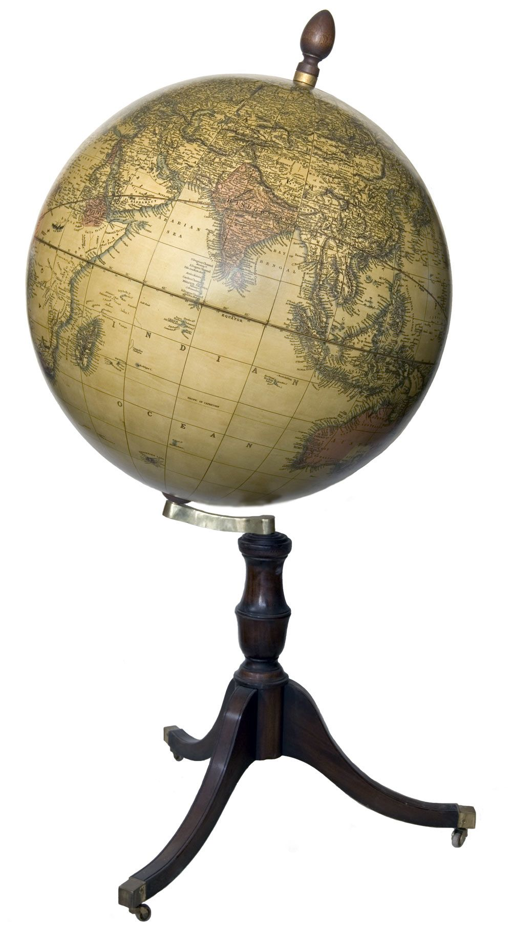 The Lobby 33 Antique Ocean Floor Globe Globes Maps And