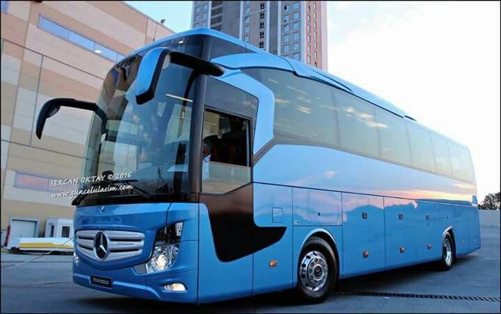Mercedes benz travego ONIBUS Pinterest