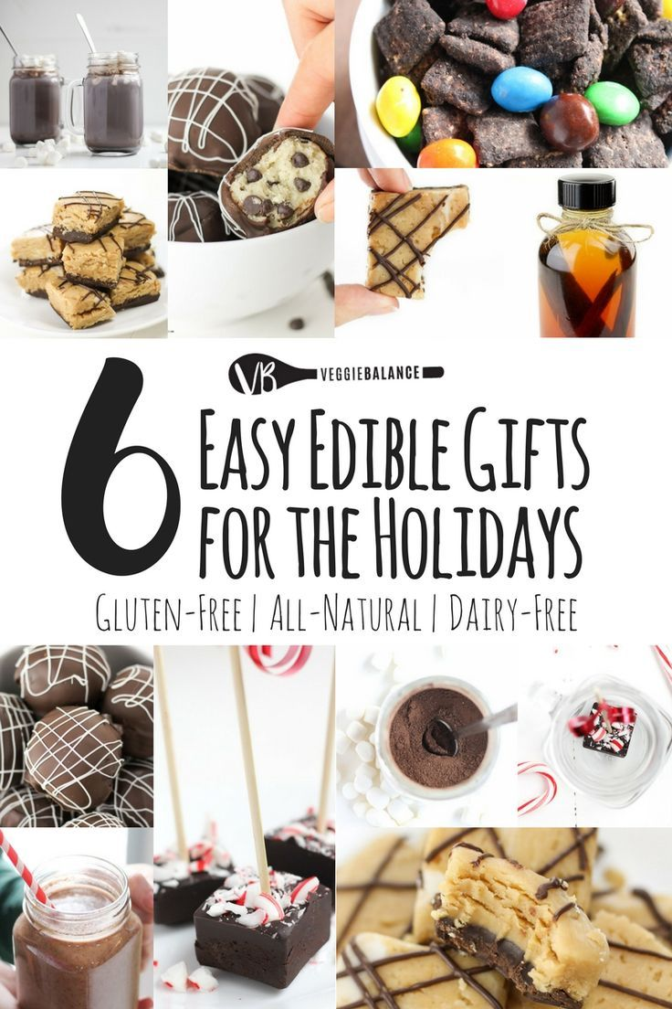 6 Great Gluten-Free Gift Ideas for the Holidays pictures