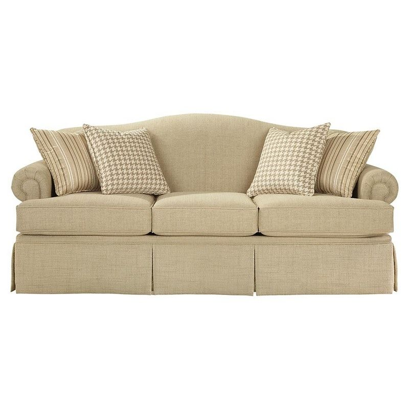Traditional Sofas Living Room Furniture: Get The Look: Camelback Sofas