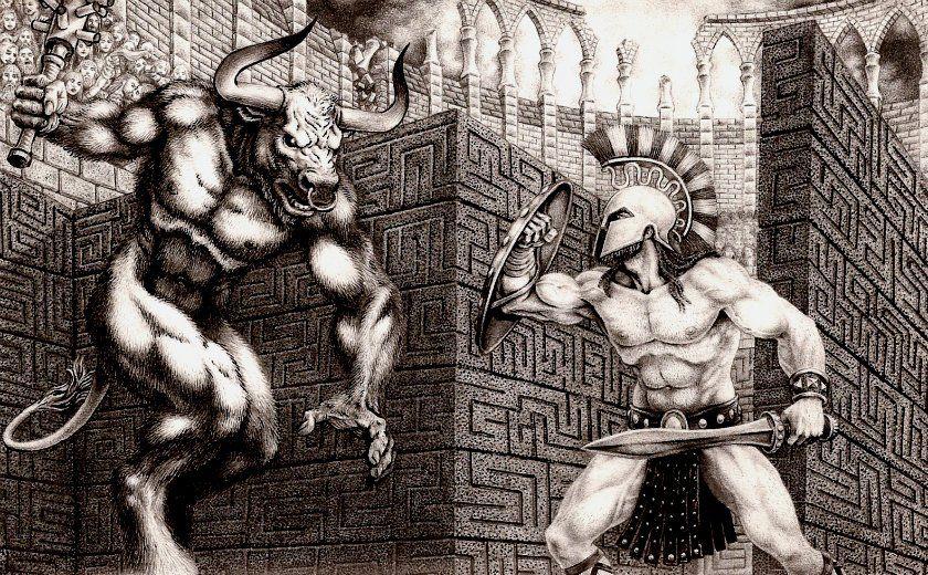герои легенд древней греции картинки оптики это способность