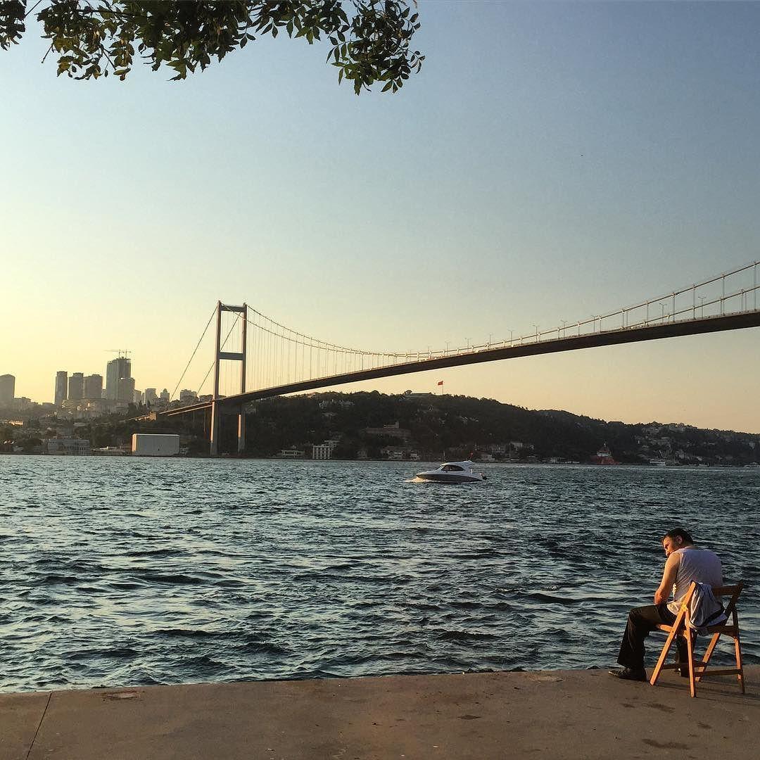 لا ترهق نفسك بالوفاء فاالجميع يريدك حسب حاجته جورج برنارد شو Snapchat Aboalealhamoe Istanbul Turkey تركيا اس Bay Bridge Golden Gate Bridge Photo