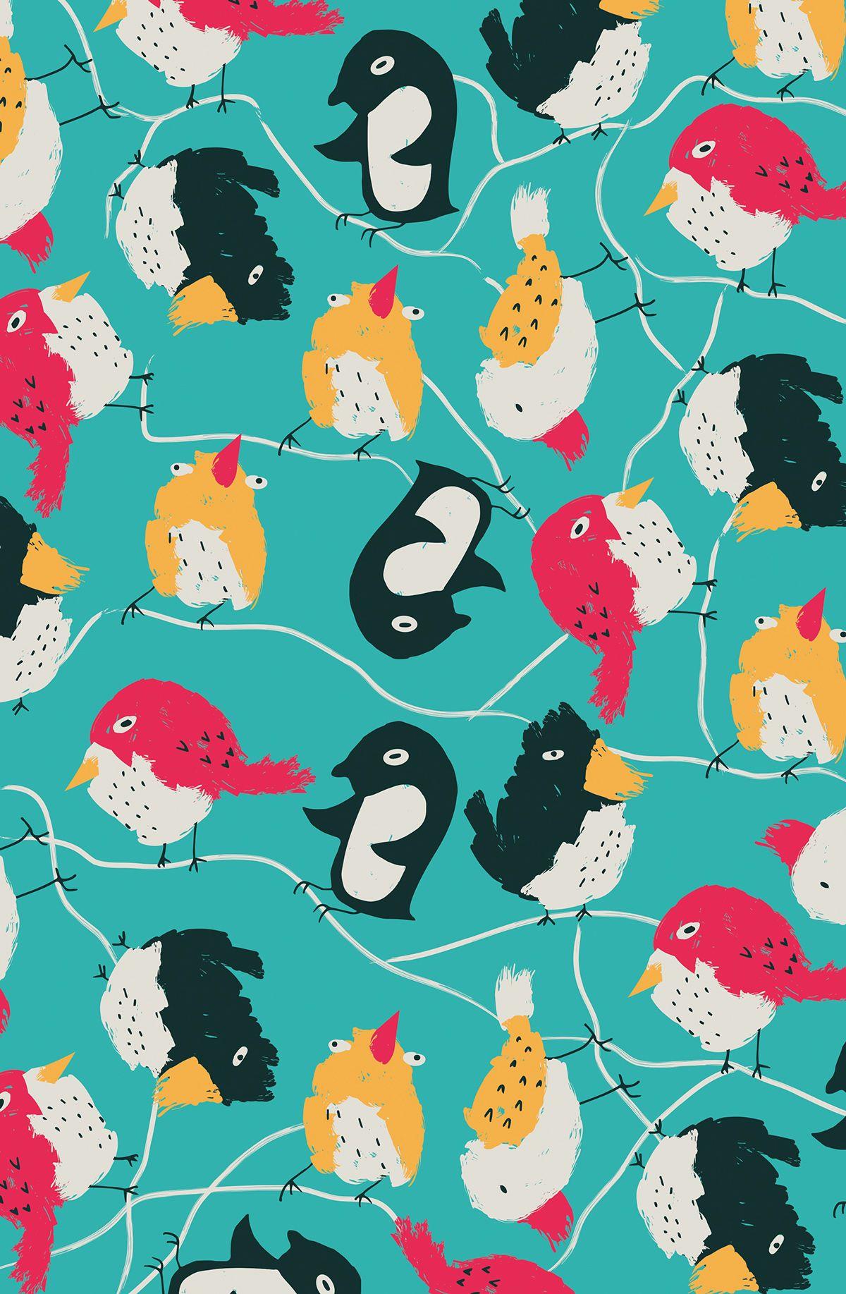 Patterns 2015 on Behance