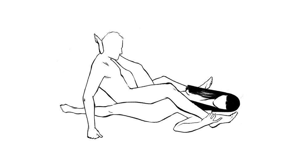 Crazy weird sex positions