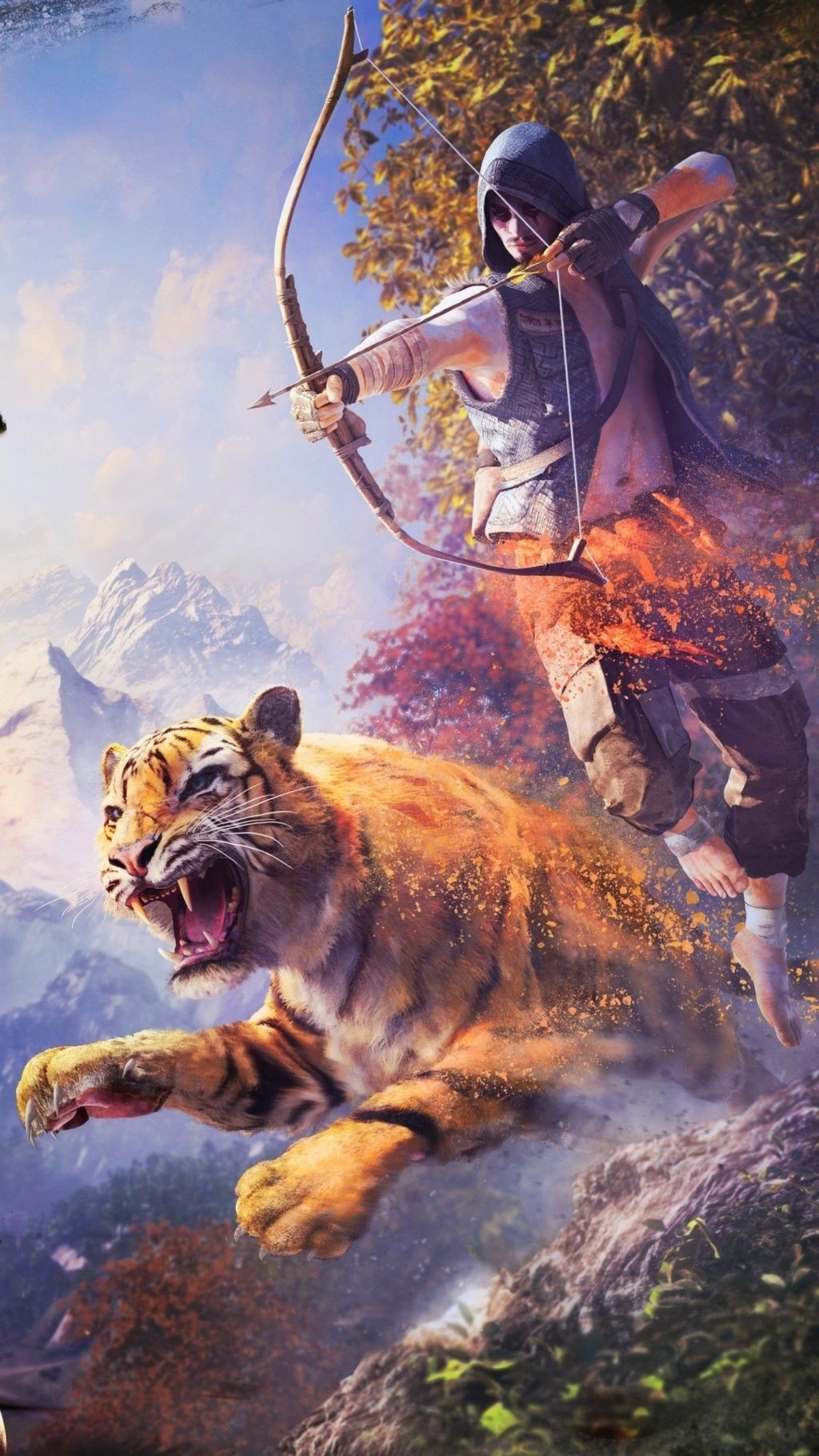 Far Cry 4 3 Oooo Dis Cool I Really Love This Game Right Now Though I Get So Distracted With Side Missions Xd