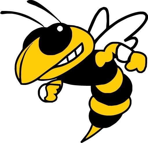yellow jacket mascot clip art starkville high school senior class rh pinterest com  free yellow jacket mascot clipart