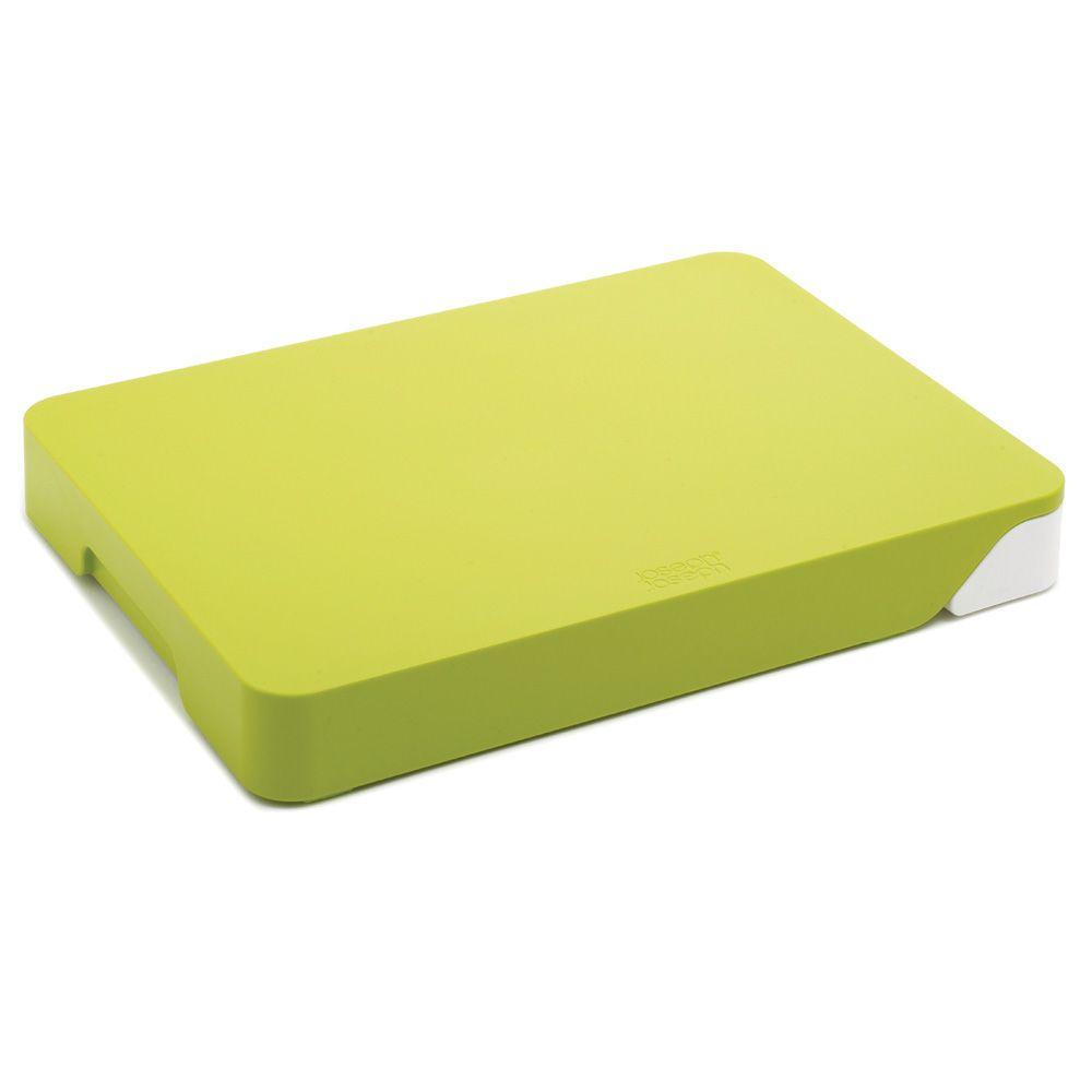 CUT Schneidebrett mit Schublade