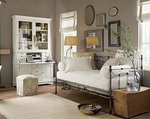 Pottery Barn Bedrooms | ... bed, such as this Savannah daybed with ...