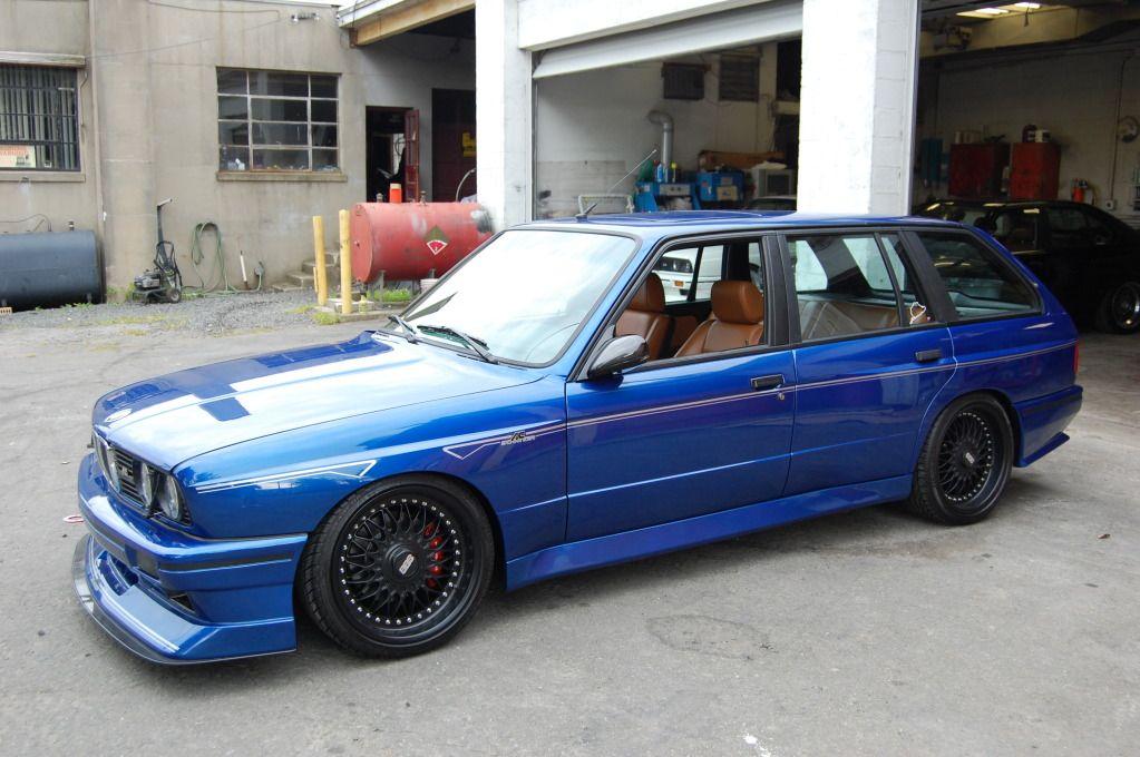 Custom Built Unicorn - BMW e30 M3 Touring with Euro e36 M3 ...