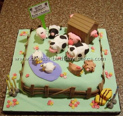 Photo Gallery and Tips for Making Cakes Scene Cake and Birthday cakes