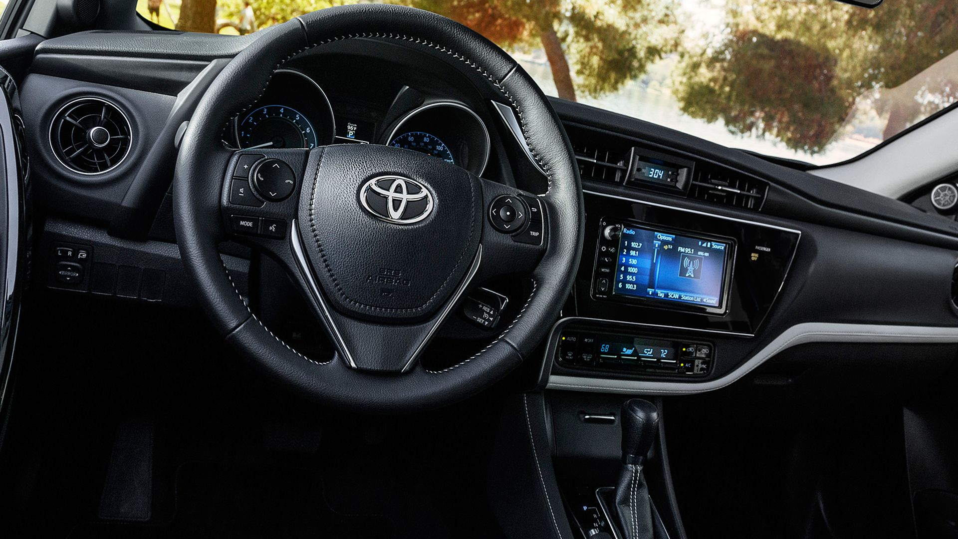 New 2019 Toyota Corolla Interior Design Toyota Car Prices List