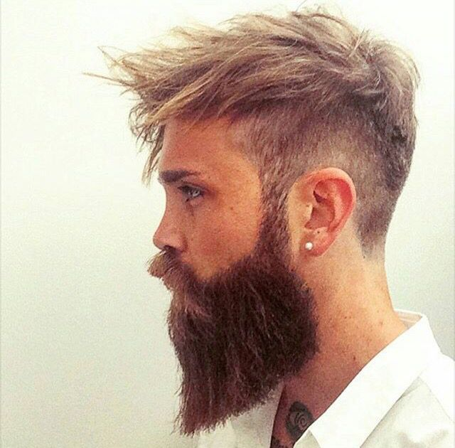 Nice Beard Styles