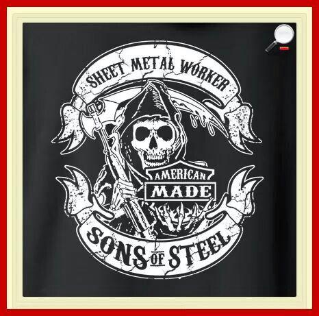 Sheet Metal Workers Sheetmetal Workers In 2019 Sheet