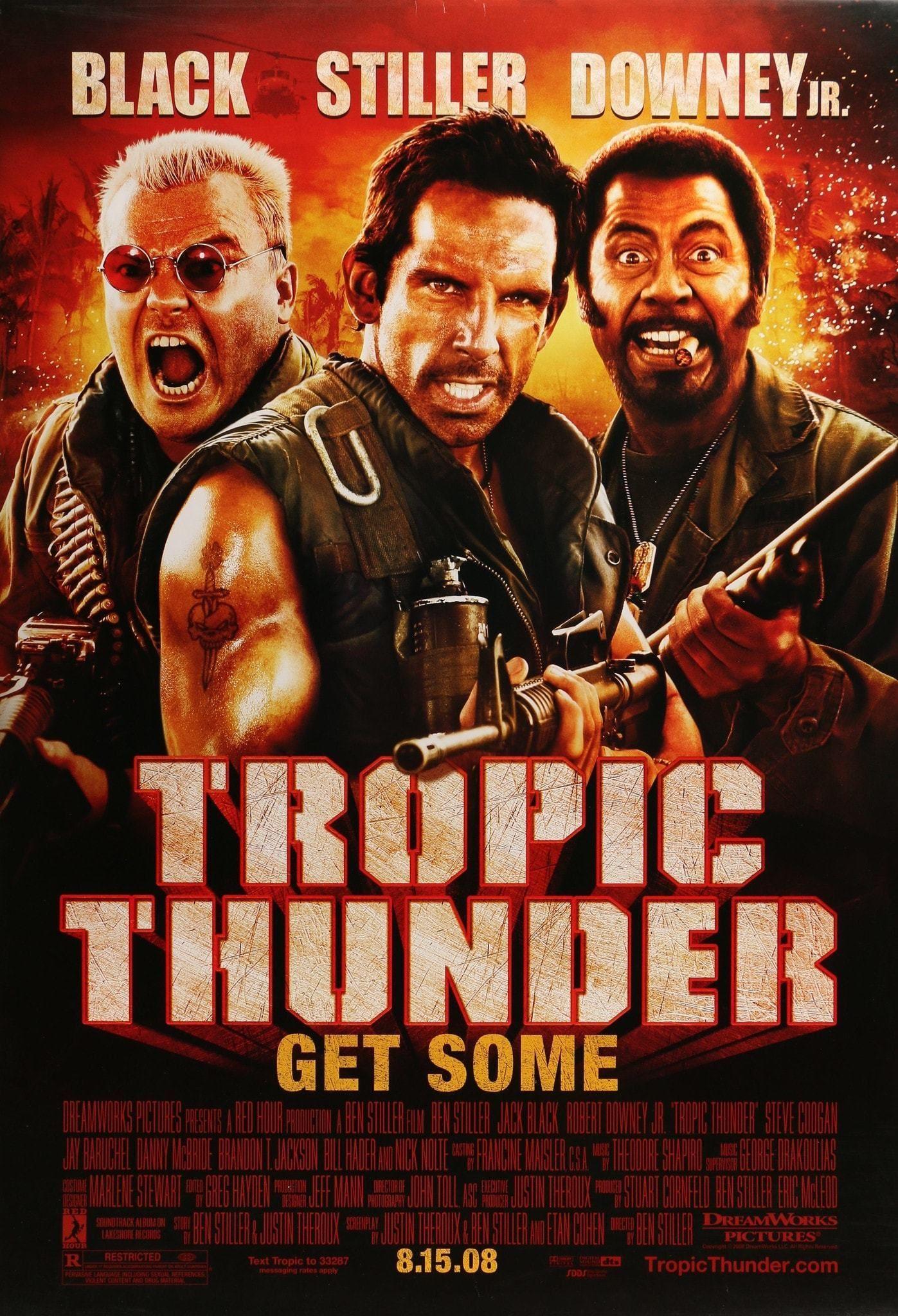 Tropic Thunder Streaming