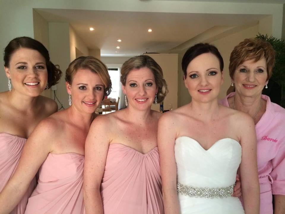 Pin on Wedding Hair & Makeup Hollywood Brides Brisbane & Gold Coast.. Hair & Makeup Style
