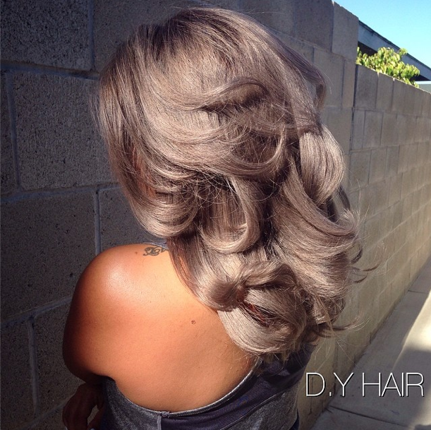 Gorgeous Work By Stylist Randy Sisengchanh Using Our Kenra Color