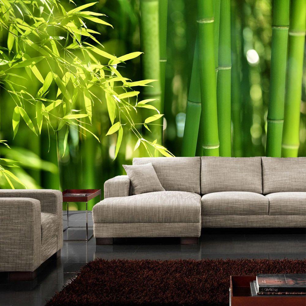 Vlies Fototapete Bambus Bambus Stangen 59 00 Eur Mit Bildern Fototapete Bambus Tapete Bambus