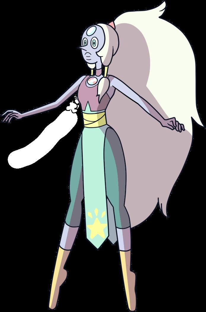 Opal AU - Steven Universe AU where Opal (Amethyst and ...