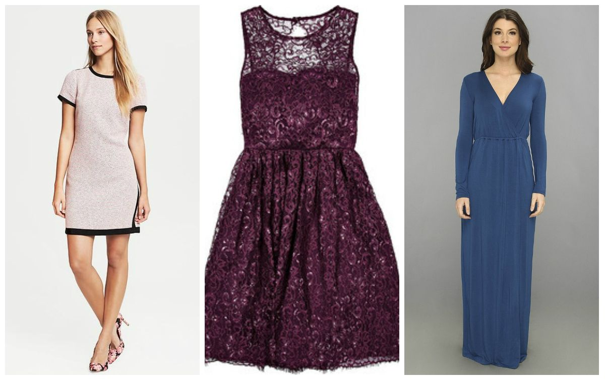 Long Dresses For Wedding Guest – Trend 2016-2017